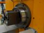 Interior de soldadora por friccion rotativa
