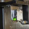 Laser instalado en TD2-800